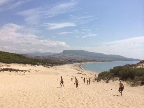 Bolonia Beach Cadiz