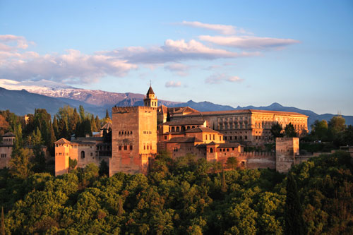 How to buy tickets for Alhambra in Granada online