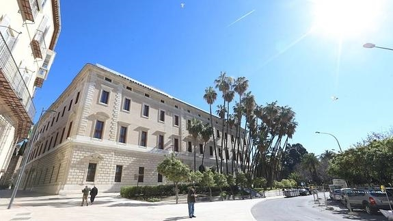 The Museum of Malaga
