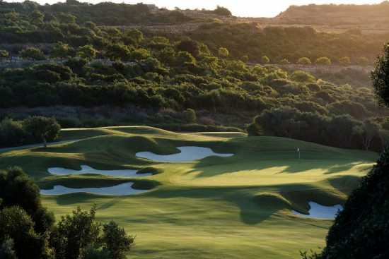 Finca Cortesin Golf Course Malaga