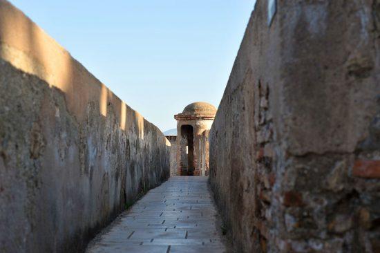 Andalousie, Malaga - Chateau de Gibralfaro
