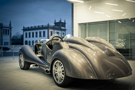 Automobile and Fashion Museum in Malaga