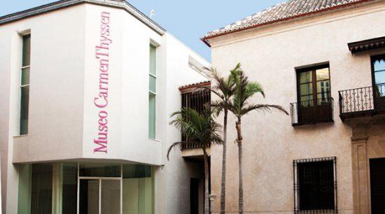 Carmen Thyssen Malaga museum