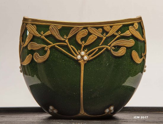 Malaga Glass Museum item