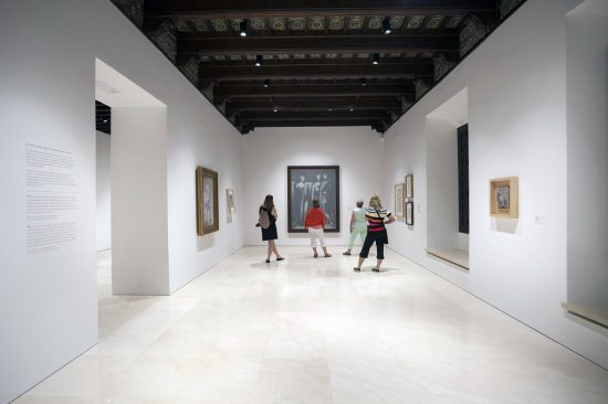 Museo Picasso Málaga museum