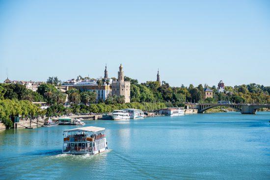 Sevilla in Andalucía,