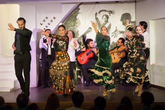 Los Gallos flamenco