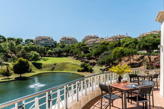 El Lago in Marbella