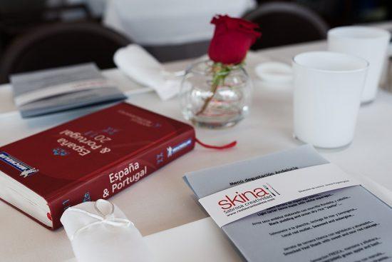 Skina Restaurant in Marbella