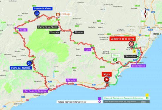 La Vuelta 18