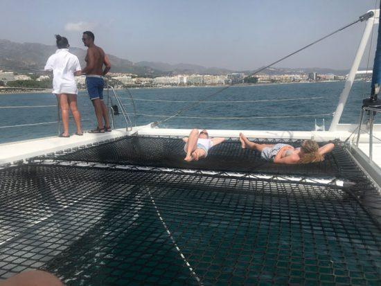 Fly Blue Catamaran Puerto Banus
