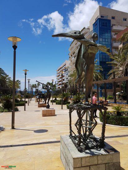 Salvador Dali in Marbella