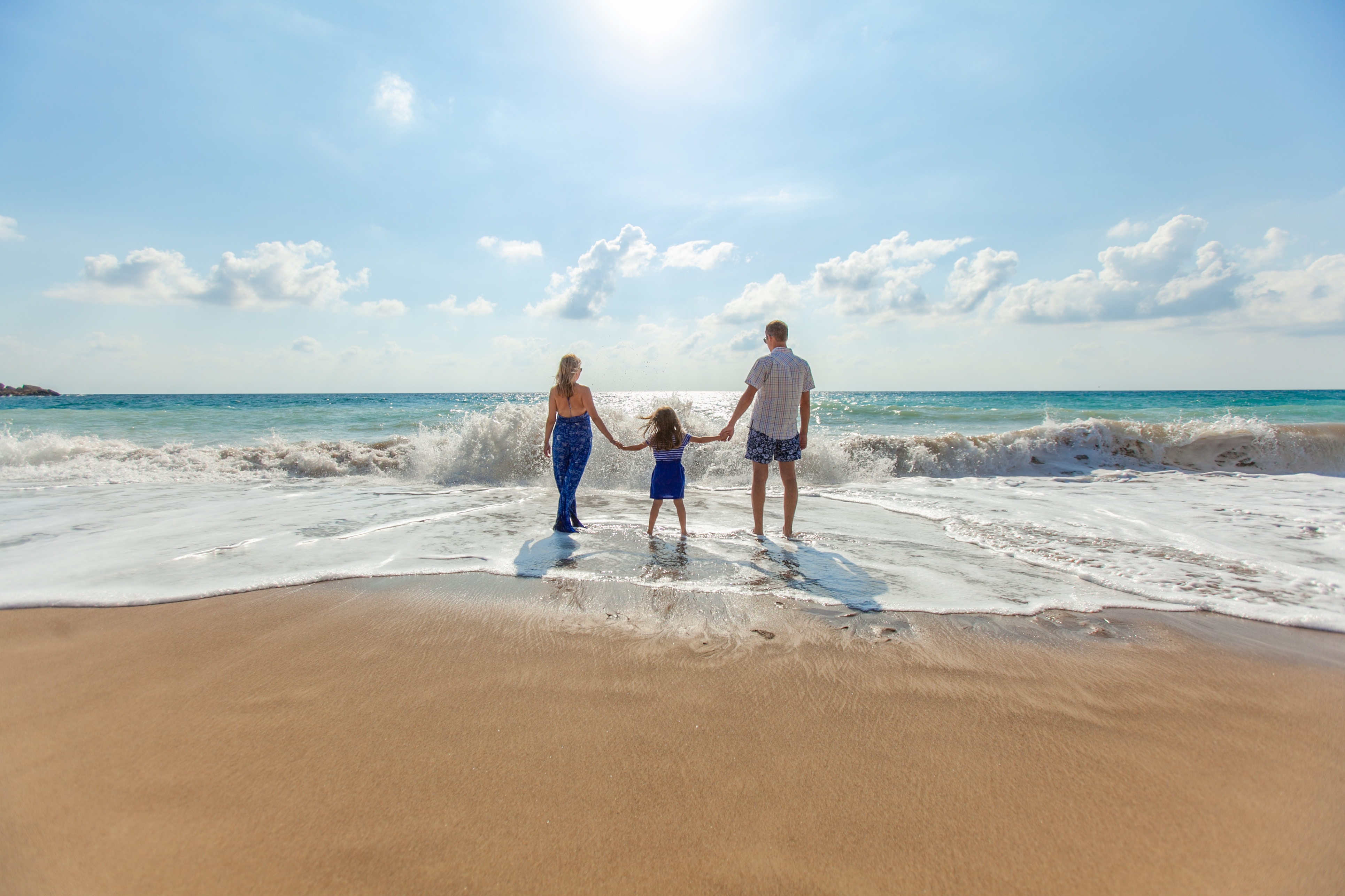 How to enjoy a relaxing family holiday