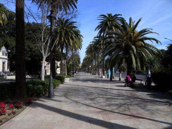 El Parque Malaga