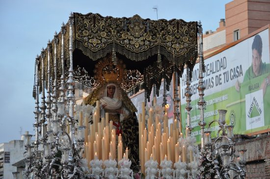Malaga Holy Week Easter