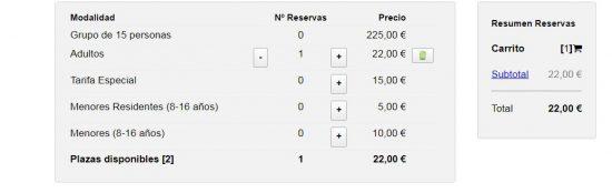 How to book ticket geode Pulpi