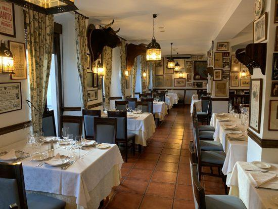 Pedro Romero Restaurant in Ronda