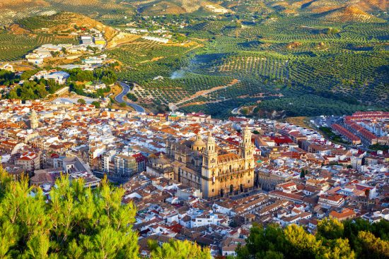 Jaen in Spain