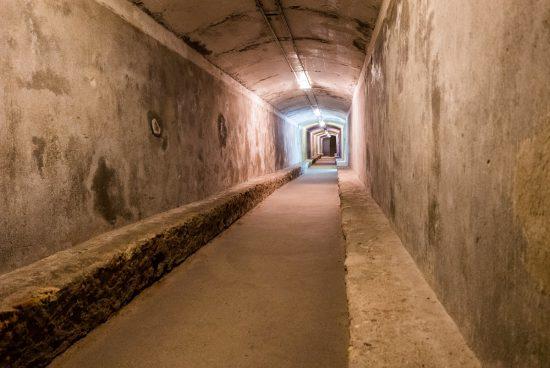 Almeria civil war bunkers