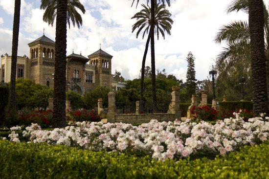 Parque de Maria Luisa in Seville