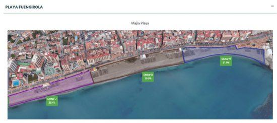 Fuengirola socialguardian beach app