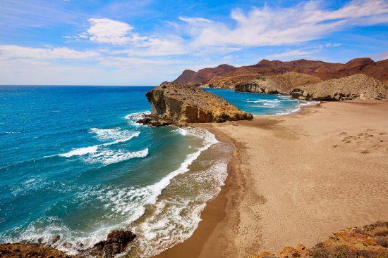 Cabo de Gata in Almeria