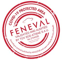 feneval free covid sign