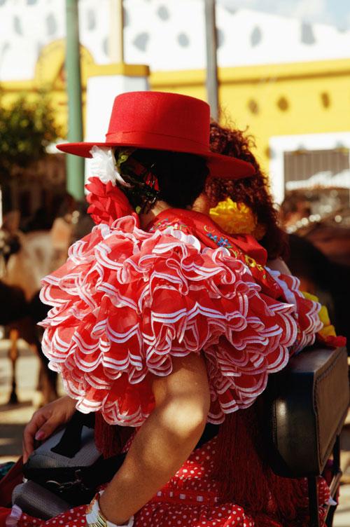 Fair in Seville