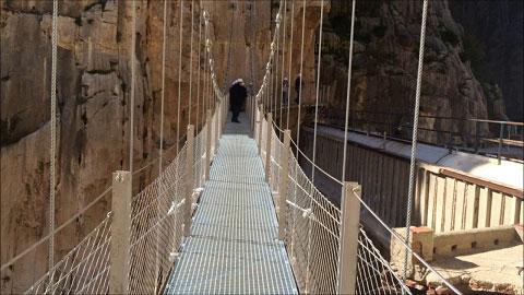 Bridge Caminito del Rey