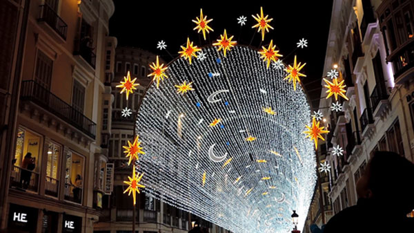 Christmas Malaga 2015