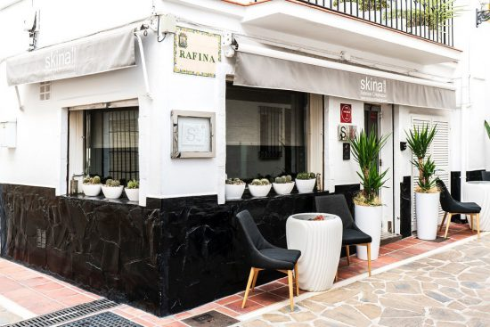 Skina Restaurant - where to eat in Marbella