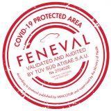 COVID19 protected area TÜV SÜD FENEVAL HELLEHOLLIS