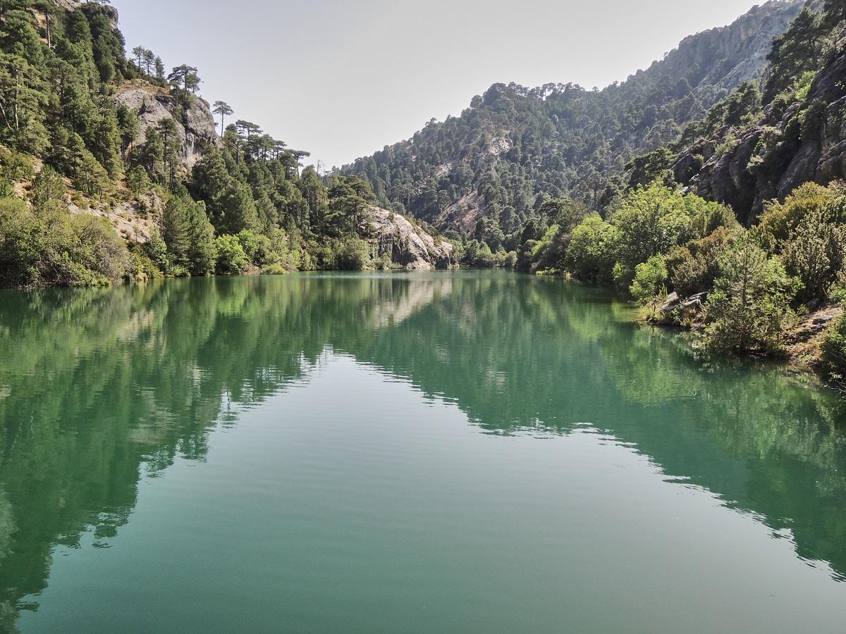 Sierras de Cazorla Segura y Las Villas