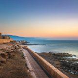 Roquetas de Mar sunset